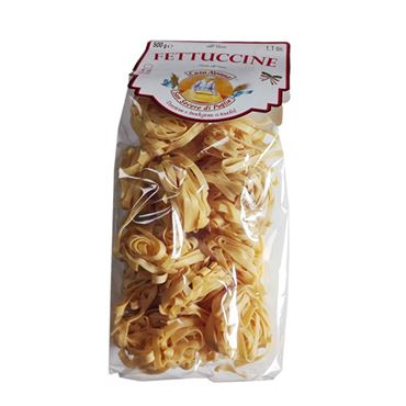 Pasta Fettuccine Al Huevo 500g CARA NONNA