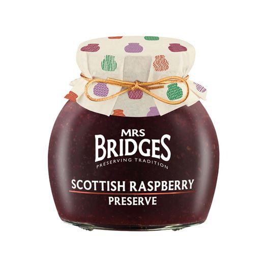 Mermelada Scottish Raspberry Preserve 340g MRS BRIDGES - BR102