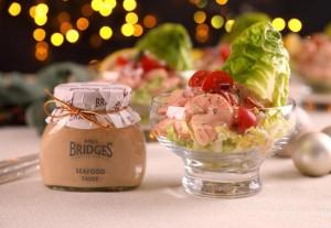 Recetas de Navidad con Mrs Bridges. Cocktail de Marisco