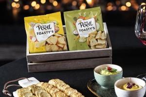 Recetas de Navidad con Toasty's Jos Poell